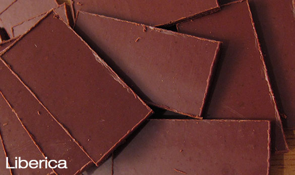 Chocolate 70% with Liberica coffee - 160g